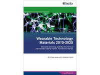 Wearable technology: a materials goldmine