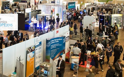 Drive Your Sales by Exhibiting at Printed Electronics Europe