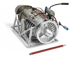 Hybrid vehicle range extenders: goodbye pistons