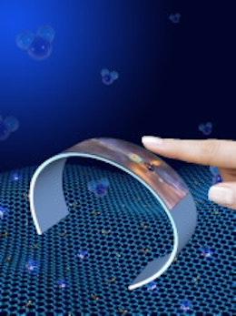 Progress in flexible non-contact sensing matrix devices