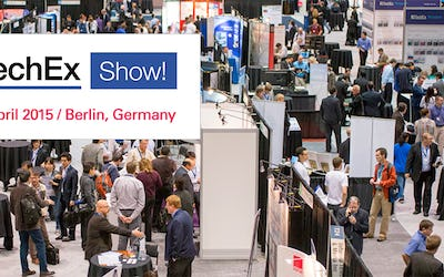 Companies with One Trillion Euros sales present at the IDTechEx Show!