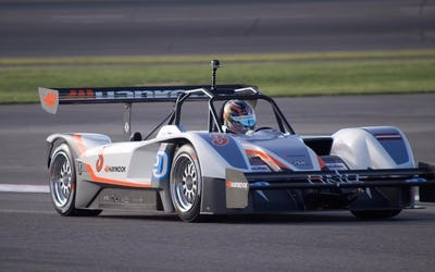 Electric Vehicle wins outright at Pikes Peak International Hill Climb