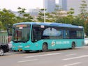 Rapid Progress with pure electric buses