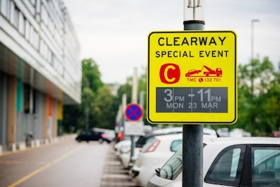 Sydney launches world's first e-paper traffic signs