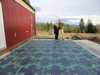 Solar roads find many uses
