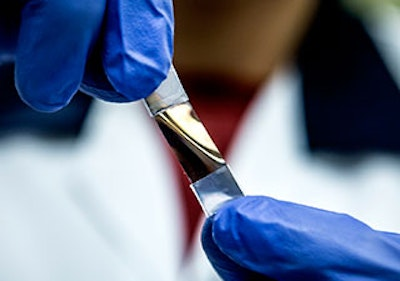 Flexible film may lead to phone-sized cancer detector