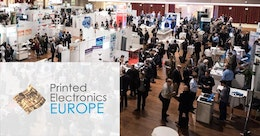 167 Exhibiting Organizations and Counting: Printed Electronics Europe