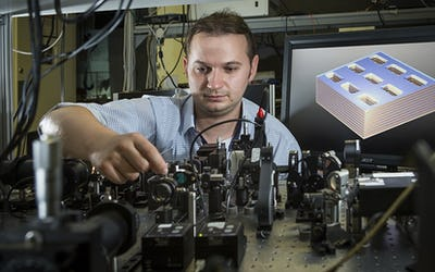 Nanomaterial to drive new generation of solar cells