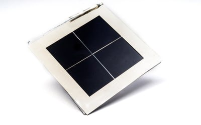 First semi-transparent  perovskite modules