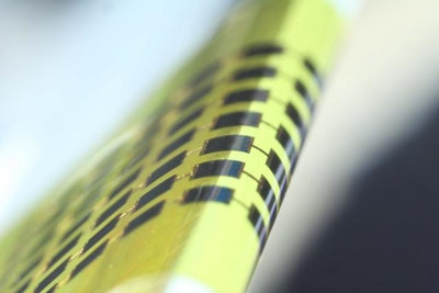 Ultra thin solar panels could power wearable technology revolution