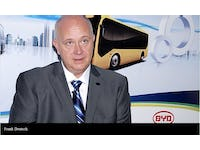 BYD will test three buses in Mexican cities