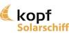 Kopf Solarschiff