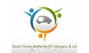 Smart Green Batteries EV chargers & sol
