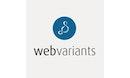 Webvariants