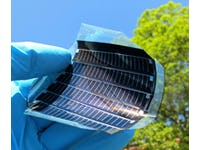 New world record for solar cell conversion efficiency