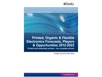 Printed and potentially printed electronics reach $9.4 billion in 2012