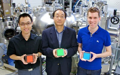 Researchers brighten future of OLED technology