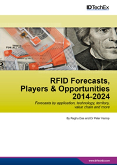 Global RFID market will reach $7.88 billion in 2013