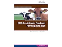 $4.09 Billion Market for RFID for Animals and Food in 2021
