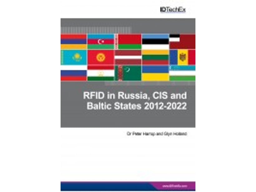 RFID in Russia, CIS, Baltic States 2012-2022