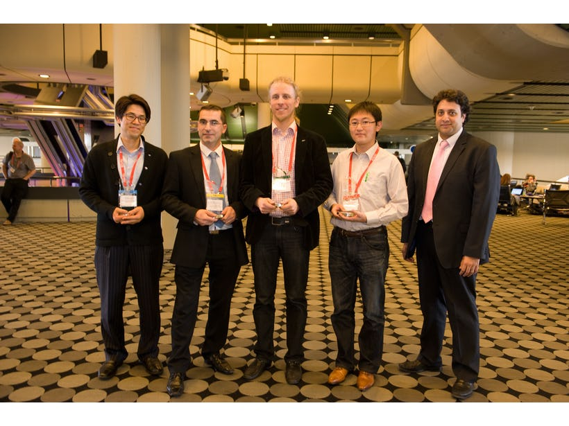 IDTechEx Printed Electronics Europe 2013 Award Winners