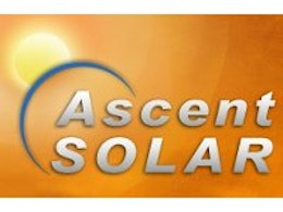 Ascent Solar signs distribution agreement with Radiant Holding China
