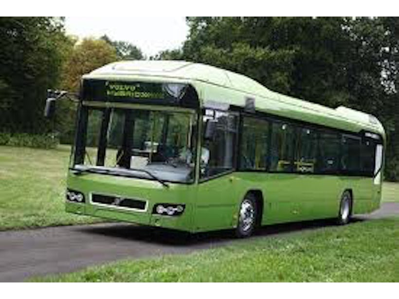 Volvo and SAIC Electric Bus joint-venture