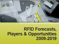 RFID Market Forecasts 2009-2019
