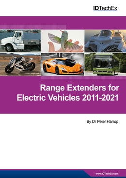 Electric vehicle range extenders - a large new market