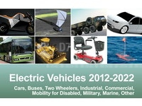 New 2012 forecasts for Electric Vehicles