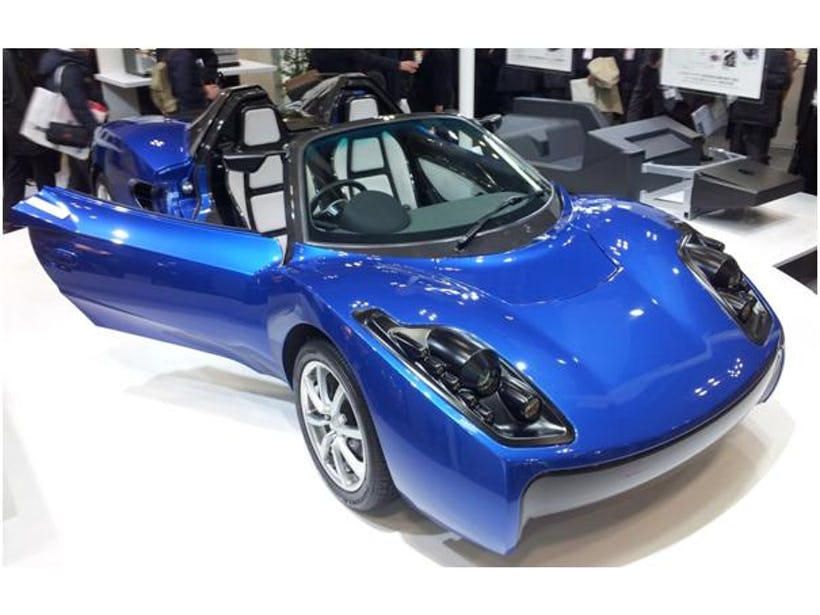 News from EV Japan in Tokyo