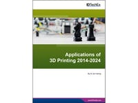 Applications of 3D printing - a $7bn market by 2025