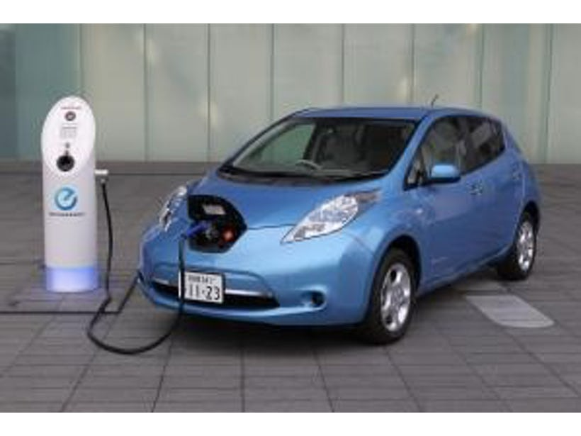Electric cars: Success by a different route