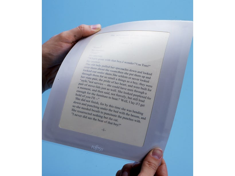 On a roll: why E Ink is still the leader in e-paper