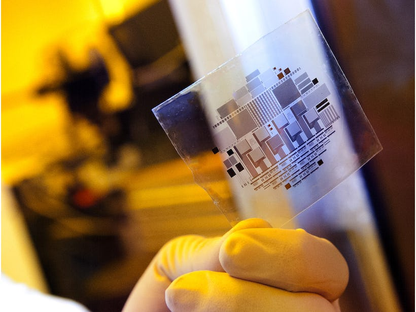 Flexible electronics could transform electronic devices