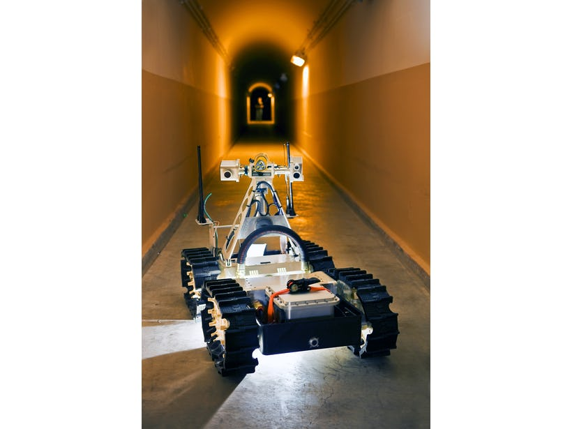Sandia awards for solar glitter, rescue robot & university partnership