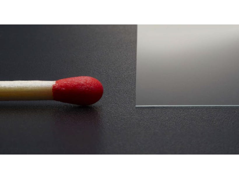 AGC develops world's thinnest sheet float glass at just 0.1 mm