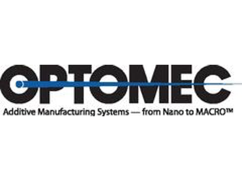 Optomec Aerosol Jet Marathon Series for volume manufacturing