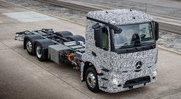 Short radius trucks go pure electric