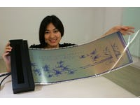 Flexible e-paper replaces office printer paper