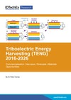 Triboelectric Energy Harvesting (TENG) 2017-2027