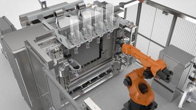 3D printing aeroplane and car interiors