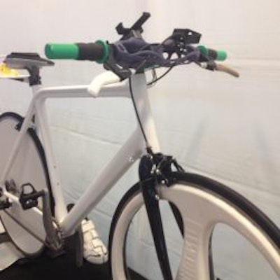 3D printed bike demonstrates the endless possibilities of 3D-printing