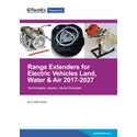 Range Extenders for Electric Vehicles Land, Water & Air 2017-2027
