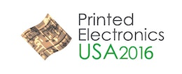 Google, Unilever, Boeing, Coca-Cola at Printed Electronics USA 2016