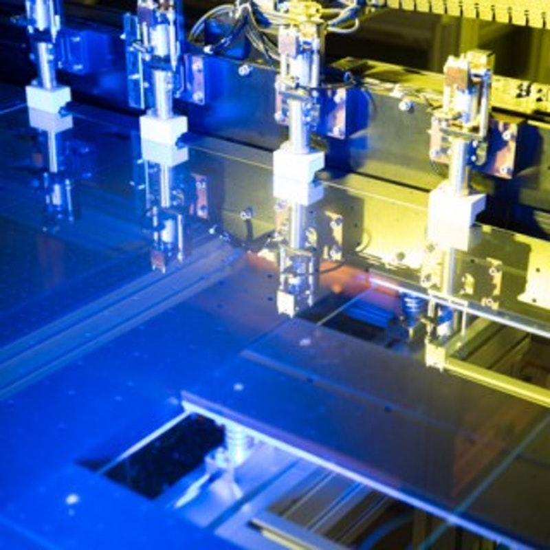 Inkjet Printing System Takes Lead In Oled Thin Film