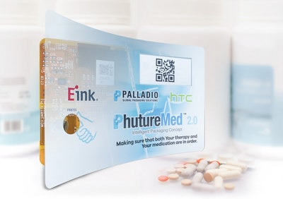 Collaboraion to develop smart packaging label