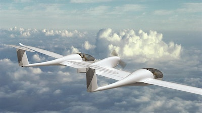 New fuel cell aircraft flies