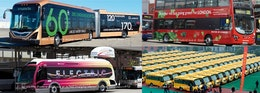 Buses reinvented