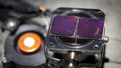 Breakthrough in semi-transparent perovskite solar cells